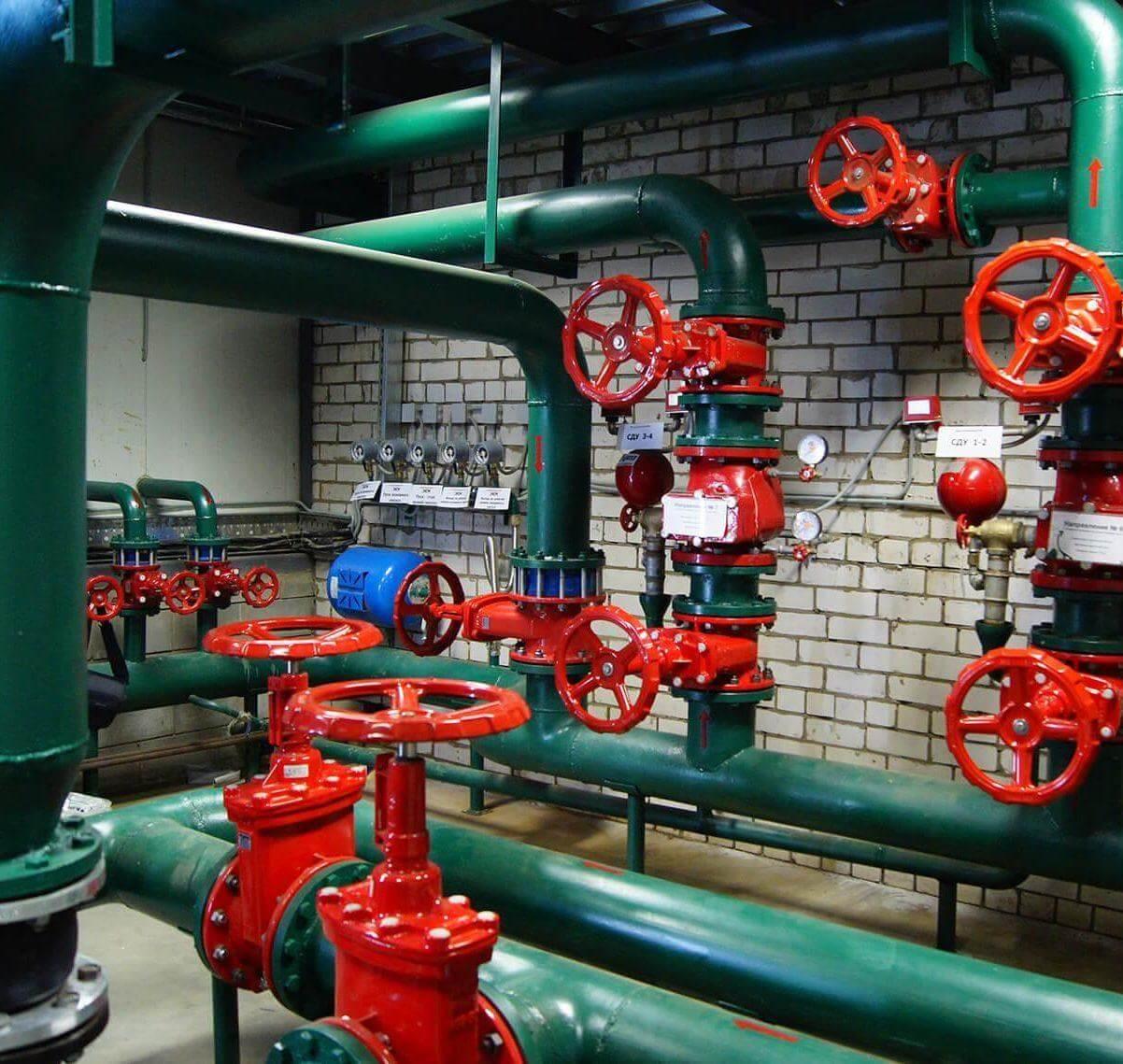 капитальный ремонт водоснабжения